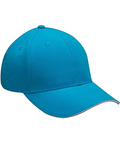 6-Panel Mid-Profile Structured Moisture Management Cap
